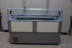 Eisvitrine Stranzl Kühlanlagentechnik